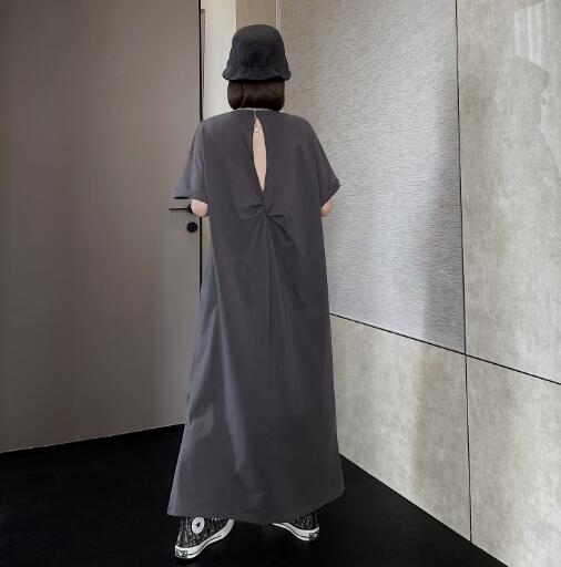 u17794 マキシ  ワンピース 2021新作 女性らしい通勤 森ガール ドレス SALE レディース