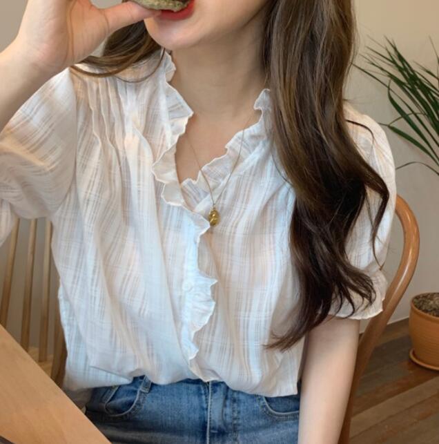 2021新作★レディースファッション★ブラウス Tシャツ★