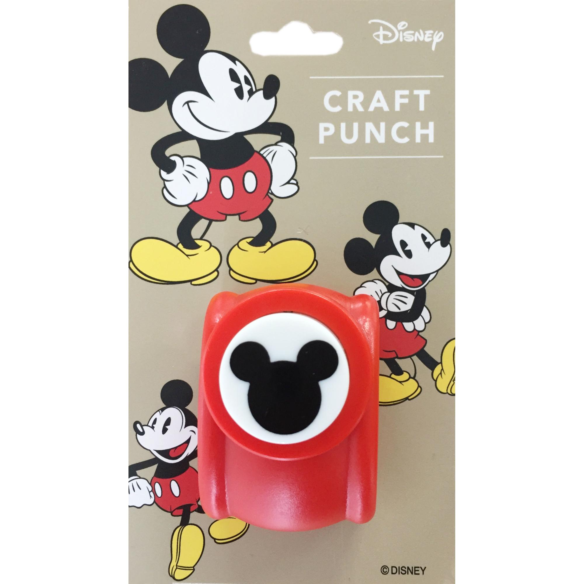 【クラフトパンチ/Disney】ディズニーパンチ ミッキーM