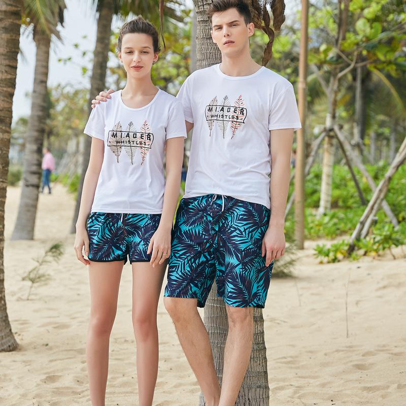 水着 メンズレディース サーフパンツ  海水パンツ  サーフショーツ ショートパンツ