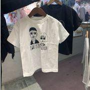 2021新作 韓国子供服  夏 男女兼用 ベビー服 半袖ロンパース 半袖Tシャツ   キッズ服