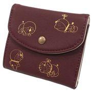 【財布】ドラえもん コンパクト財布
