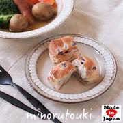 【ポットマム】6インチパン皿 [日本製 美濃焼]
