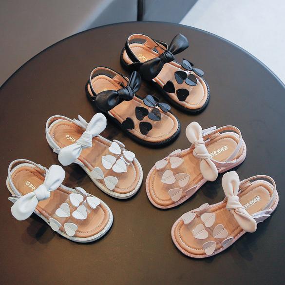 女の子 サンダル 夏新作 子供 可愛い ベビー キッズ靴 子供靴 ベビー靴 ビーチサンダル