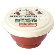 薄肉ごはん冷凍保存容器S チップ&デール クッキング