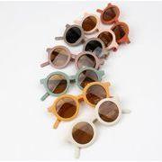 多彩キッズ眼鏡 キッズ フレーム 子供用サングラス/メガネ 可愛い UVカット ファッション