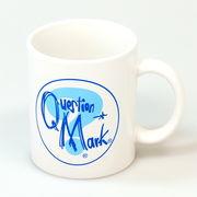 Question mark マグカップ