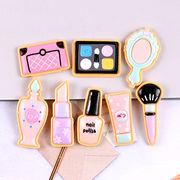 樹脂チャーム 化粧用品 おもちゃ 携帯ケース アクセサリー パーツ ハンドメイド素材 手芸材料 工芸品