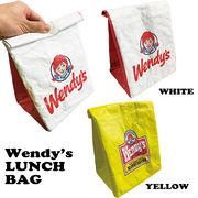 Wendy's ウェンディーズ ランチバッグ【2タイプ】