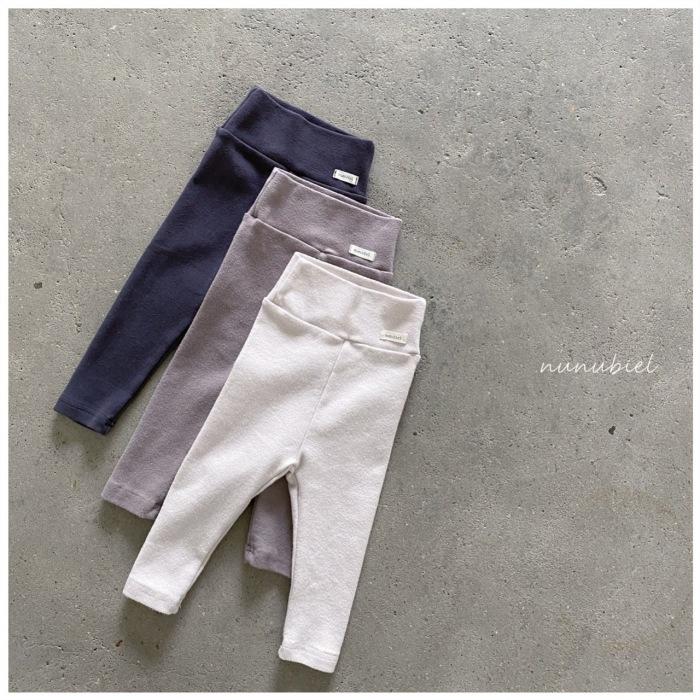 【KID】韓国風子供服 ベビー服  男女兼用 シンプル ロングパンツ レギンス