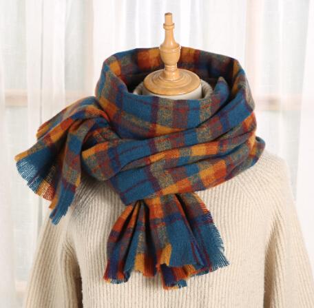 マフラー 肩掛け 秋冬新作  ファッション小物  スカーフ  襟巻き