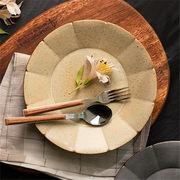 家庭用 ディナープレート レトロ フルーツプレート 食器 プレート クリエイティブ