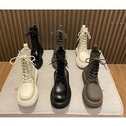 高品質★秋冬新作★超人気★女の子ファッション靴★レディースマルティブーツ靴★レディースシューズ