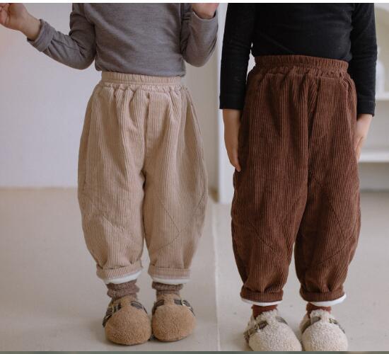 春秋新作 女の子 男の子ズボン 下着   可愛いパンツ 子供服 キッズ服  おしゃれ