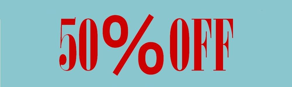 基礎金具(一部)50%OFF